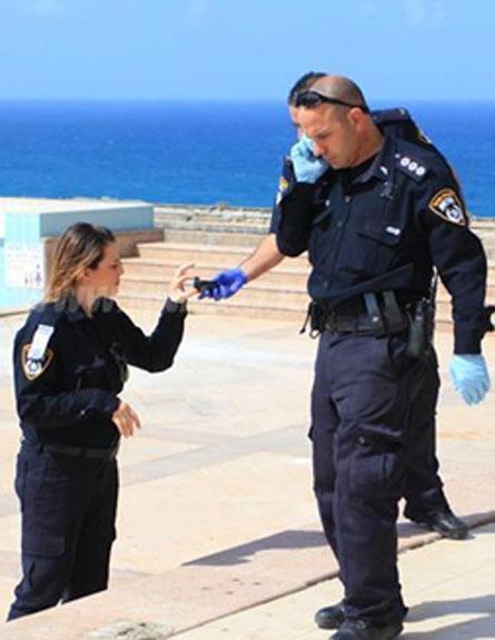 רצח במלון בנתניה (צילום: חדשות 2)