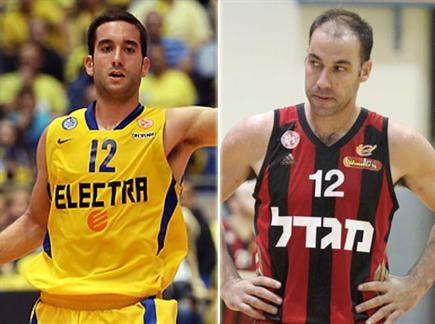 טפירו ואוחיון. סדקים בין הישראלים (צילום: ספורט 5)
