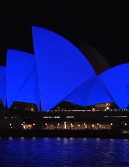 בית האופרה סידני (צילום: חדשות 2)