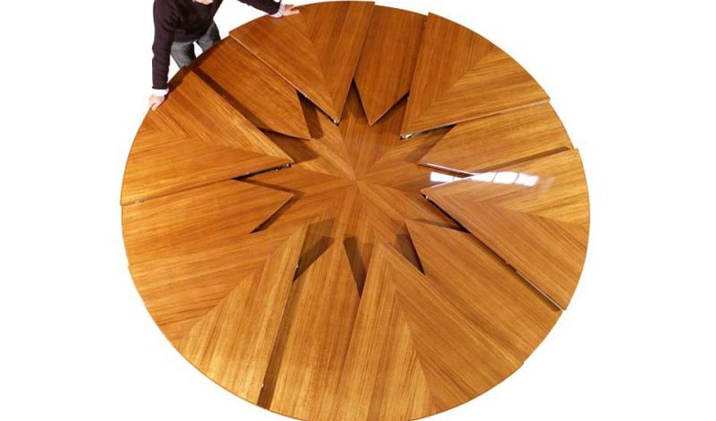 שולחן, נפתח (צילום: www.dbfletcher.com)