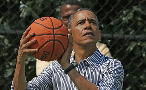 ברק אובמה (צילום: Mark Wilson, GettyImages IL)