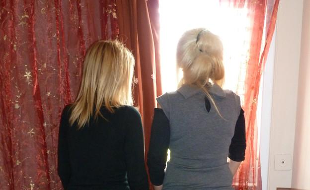 האישה והמאהבת (צילום:  שמעון איפרגן   )