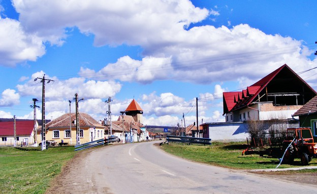 רומניה (צילום: סער פלס)