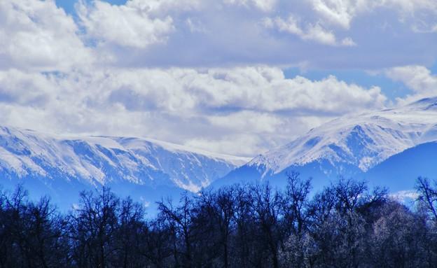 הרי הקרפטים, רומניה, סער פלס (צילום: סער פלס)
