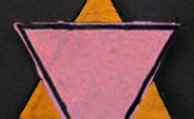טלאי צהוב ורוד (צילום: public domain)