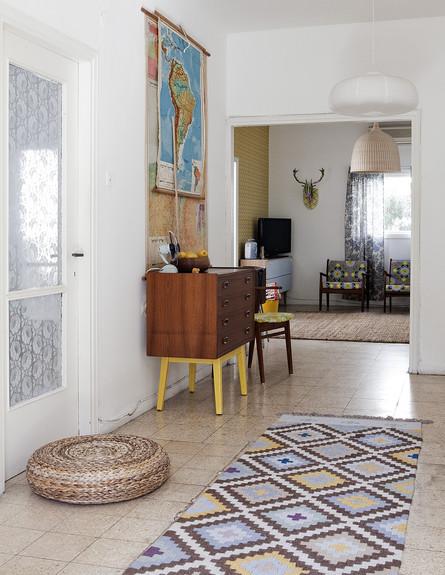 דנה תל אביב, כניסה שטיח (צילום: הגר דופלט)