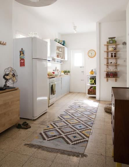 דנה תל אביב, מטבח שטיח