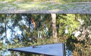 האנדרטה של דני קררון, ברלין (צילום: Fridolin freudenfett, ויקיפדיה)