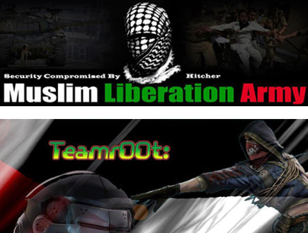 TeamR00t ו-Muslim Liberation Army