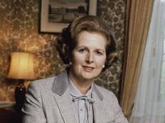 תאצ'ר כראש הממשלה, ארכיון (צילום: AP)