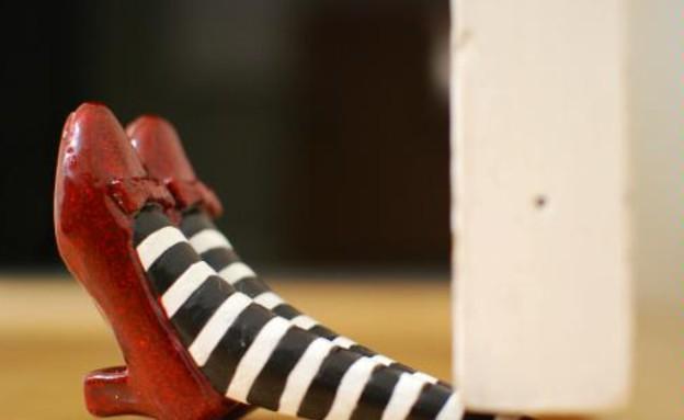 מעצורים, נעליים גרביים (צילום: usa.buy2.co)