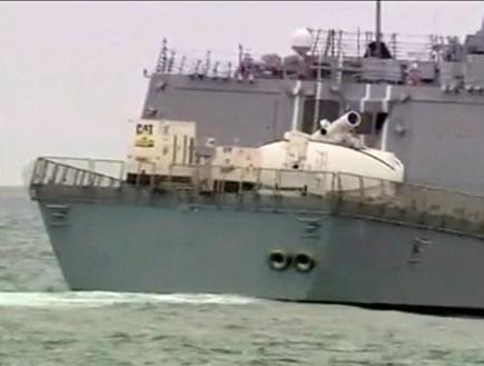 תותח הלייזר החדש של הצי האמריקאי
