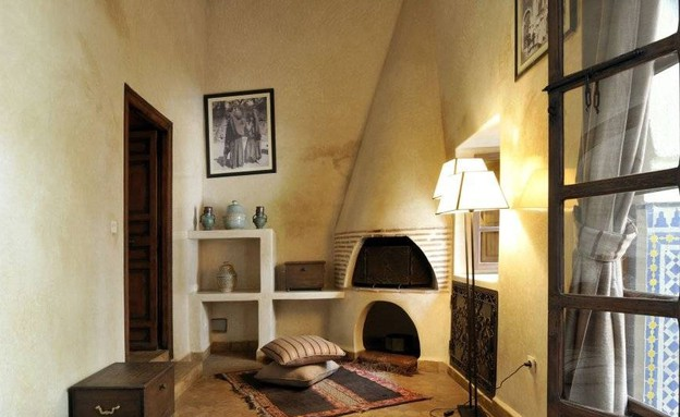 הוסטלים, מרוקו חדר (צילום: hostel_marrakech_equity)