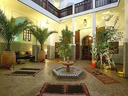 הוסטלים, מרוקו לובי (צילום: www.hostelworld.com)