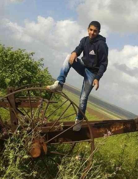 הרוג בתאונת הדרכים בנשר, אחמד דראושה (צילום: חדשות 2)