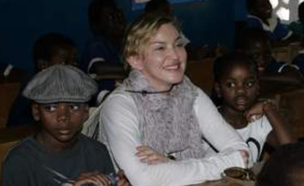 מדונה במלאווי