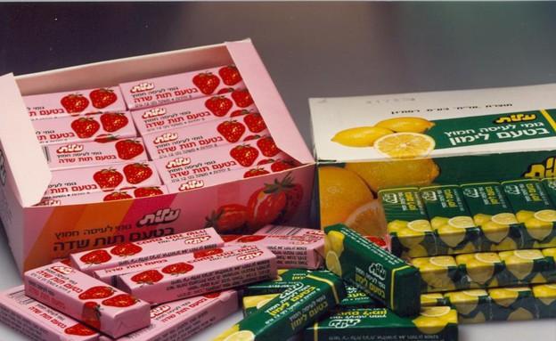 נוסטלגיה, מסטיקים כל מיני (צילום: mycandy.goop.co.il)