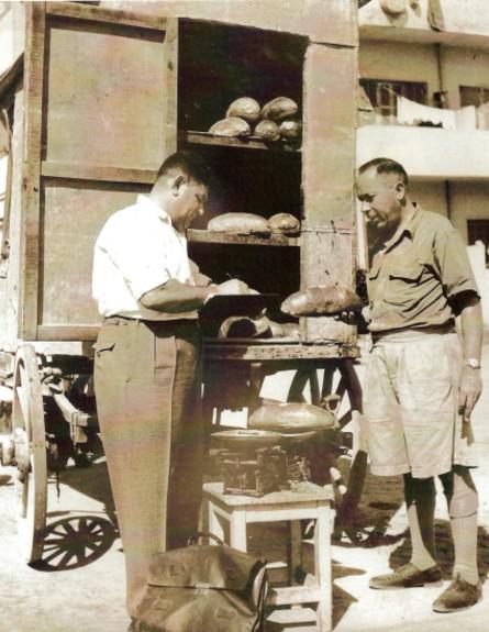 נוסטלגיה, אוטו לחם (צילום: www.nostal.co.il)