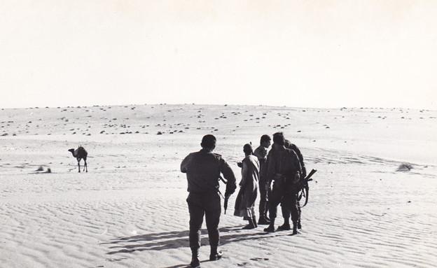 סיירת שקד במלחמת ההתשה (צילום: ג'קי ג'קסון)