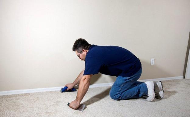 נוסטלגיה, שטיח מקיר לקיר (צילום: jerry portelli, Thinkstock)