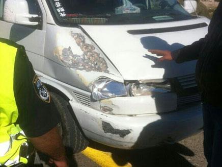 הרכב הפוגע