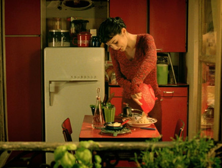 אמילי, מטבח (צילום: screenmusings)