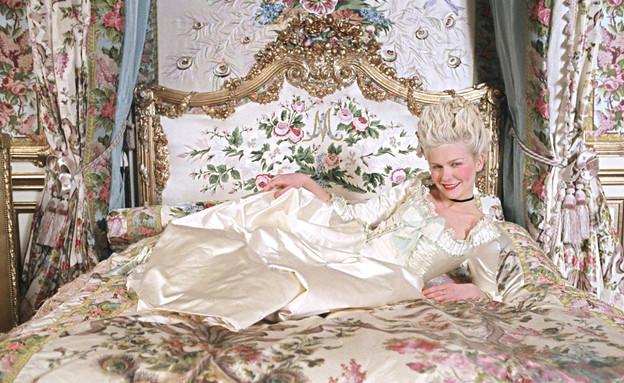 מרי אנטואנט, מיטה (צילום: www.fanpop.com)