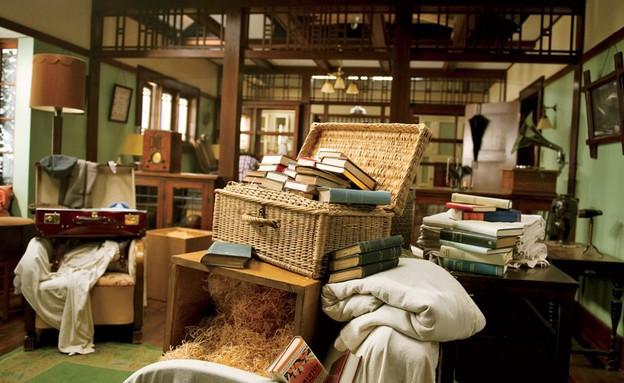 גטסבי חדר (צילום: Photo courtesy of Warner Bros. Pictures)