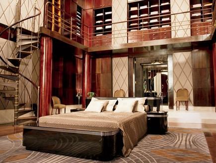 גטסבי, חדר שינה (צילום: Photo courtesy of Warner Bros. Pictures)