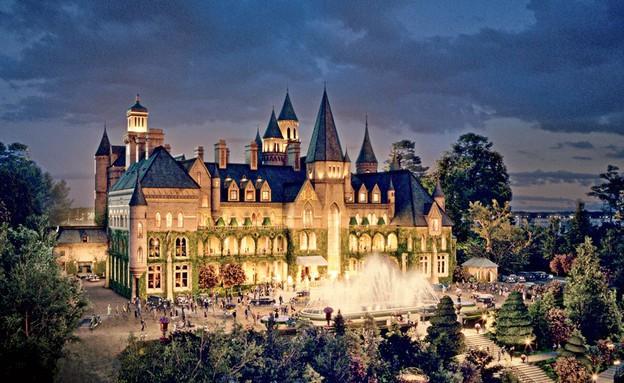 מאיזה סרט הטירה הזאת? (צילום: Photo courtesy of Warner Bros. Pictures)