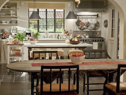 זה מסובך, מטבח (צילום: stylebyemilyhenderson.com)