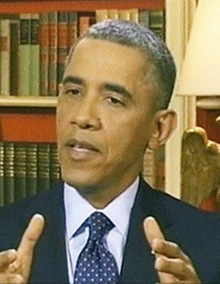 אובמה שוב נכשל. ארכיון (צילום: חדשות 2)