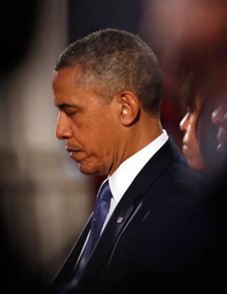 """נשיא ארה""""ב, ברק אובמה (צילום: רויטרס)"""