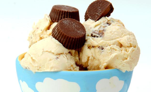 גלידת פינאט באטר קאפ, בקערה (צילום: מורג ביטן,  יחסי ציבור )