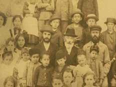 ראש פינה הייתה חלוצת העברית? (צילום: חדשות 2)