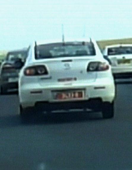 מכוניות, כבישים, מהירות מוגברת (צילום: חדשות 2)