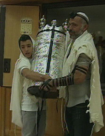 """שילה דנינו אחיו של נהוראי דנינו ז""""ל (צילום: חדשות 2)"""