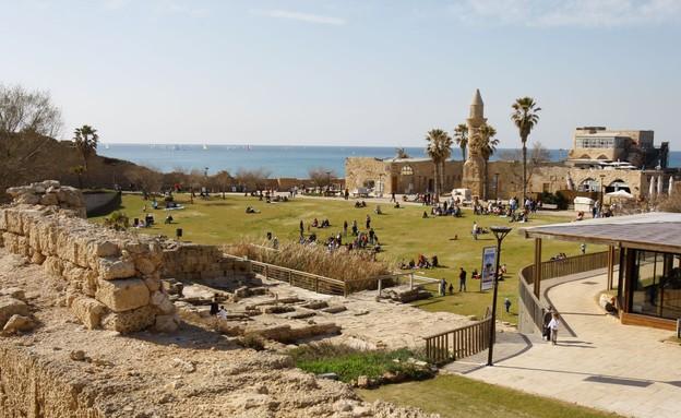 גן לאומי קיסריה (יח``צ: נמרוד גליקמן)