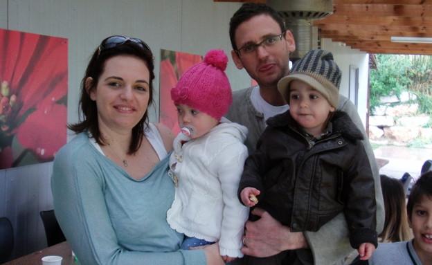 אייה, שריאל, עלמה ואליה גון (צילום: תומר ושחר צלמים, צילום ביתי)
