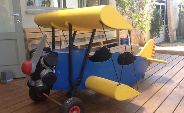 צעצועץ, מטוס (צילום: תומר ושחר צלמים)