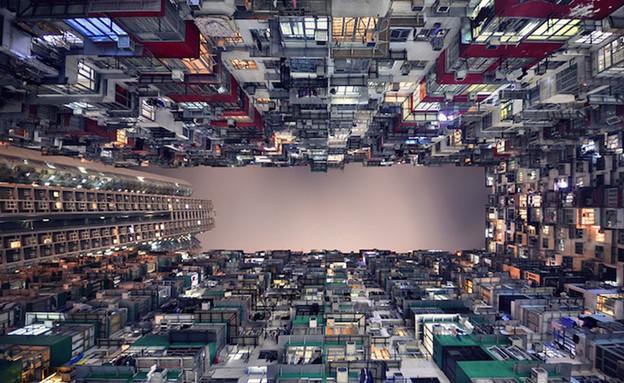 הונג קונג, קוביות (צילום: www.aovertical.com)