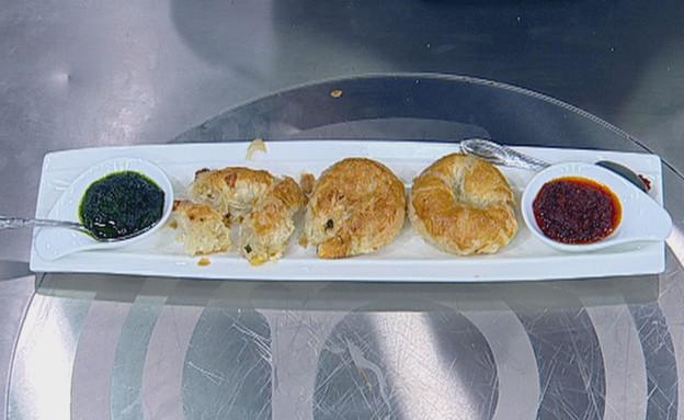 מאפי בצק עלים ממולאים גבינות (תמונת AVI: mako)
