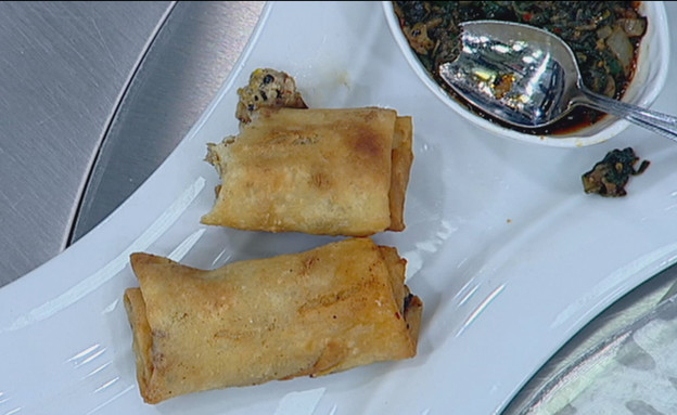 סיגרים ממולאים בפטריות וגבינות (תמונת AVI: mako)