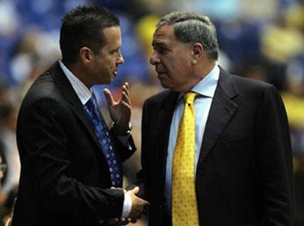קופל ושמעון מזרחי. צפו בראיון מחדשות הספורט (צילום: ספורט 5)