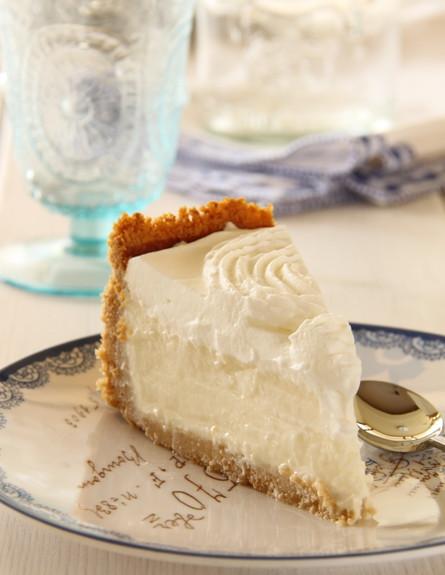 עוגת גבינה וקוקוס, חן שוקרון - פרוסה (צילום: חן שוקרון,  יחסי ציבור )