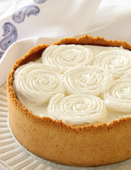 עוגת גבינה וקוקוס, חן שוקרון (צילום: חן שוקרון,  יחסי ציבור )