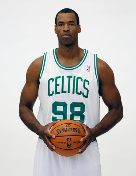 NBA ג'ייסון קולינס (צילום: חדשות 2)