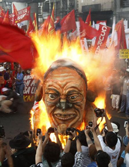 ברחבי העולם יציינו את יום הפועלים (צילום: AP)