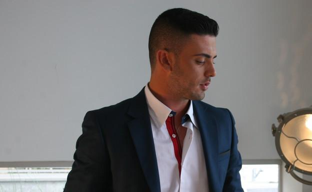 דניאל בן חיים (צילום: לירז מרציאנו)