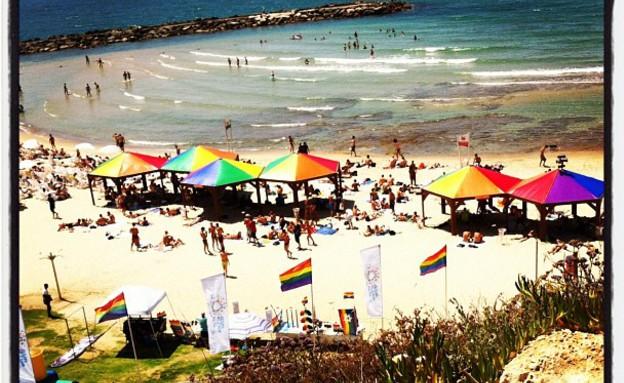קמפיין גאווה עיריית תל אביב - nadavh (צילום: nadavh)